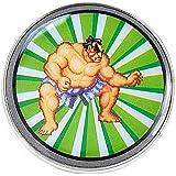 Pritties Accessories Genuino Gioco di Badge Pin Badge per Capcom Street Fighter E Honda