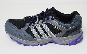 adidas Trail Run Schuh Lightster GTX W schwarzlilasilber