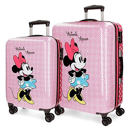 Disney 4411961 Rombos Equipaje Infantil