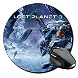 Lost Planet 3 Mauspad Round Mousepad PC