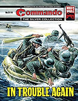 Descargar Ebook Torrent Commando #5118: In Trouble Again Como Bajar PDF Gratis