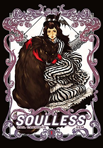 Book cover for Soulless