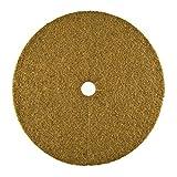 Kokosscheibe XL Kübelabdeckung Frostschutz Winterschutz für Topfpflanzen Ø 60cm