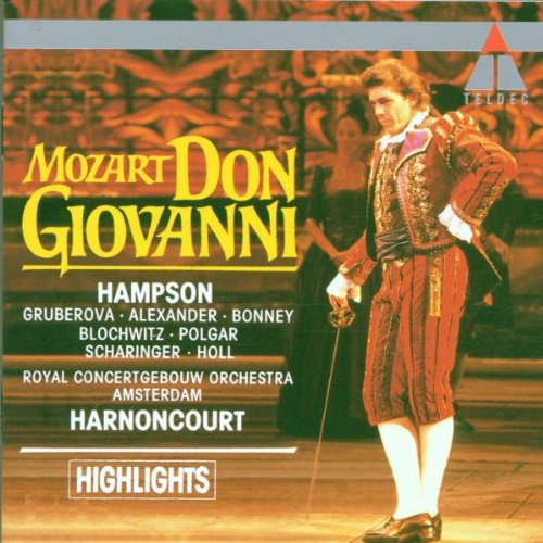 Don Giovanni / extraits