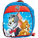 Warner Bros Tom And Jerry Plush Bag, Multi Color