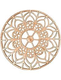 MY iMenso portada insignia plata adrina con circonita 33 mm 33-1203