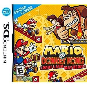[UK-Import]Mario vs Donkey Kong Mini-Land Mayhem Game DS