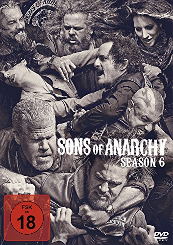 Sons of Anarchy - Season 6 [5 DVDs] Ir Pal