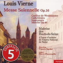 Messe Solennelle Op.16