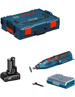 Bosch Akku-Rotationswerkzeug GRO 12V-35 Professional 06019C5000 ohne Akku L-BOXX