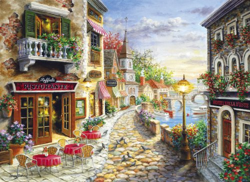 Gibsons Invitation to Dine Jigsaw Puzzle (1000 Pieces)