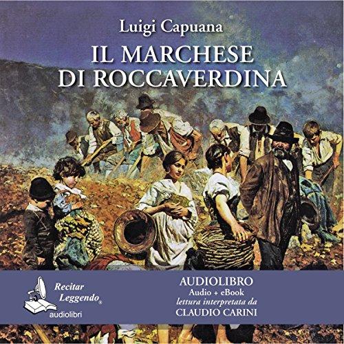 Il marchese di Roccaverdina  Audiolibri