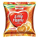 #8: Britannia Little Hearts , 39g