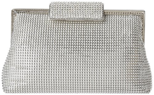 whiting-davis-bubble-mesh-and-crystal-clutchsilverone-size