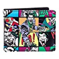 U WEAR - Portefeuille Batman Joker Pop Art