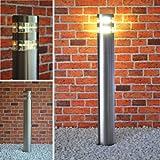 LED Aussenleuchte Aussenlampe Standleuchte Wegeleuchte mit LED 404