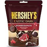 Hershey's Exotic Dark Chocolate Pomegranate, 100g (Pack of 3)