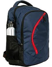 POLESTAR Arrow Navy Casual bagpack/School Bag College Backpack (45 cm X 31 cm X 20 cm )