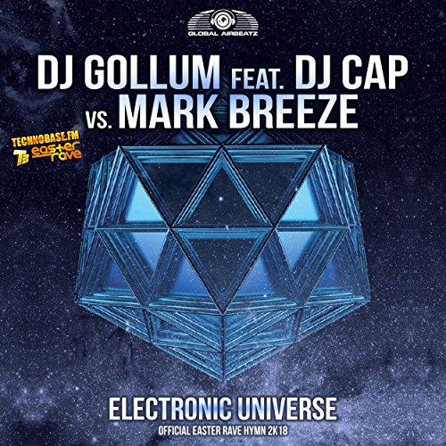 DJ Gollum feat. DJ Cap vs. Mark Breeze - Electronic Universe