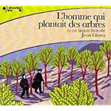 L'homme qui plantait des arbres Audiobook PACK [Book + 1 CD] (French Edition) by Jean Giono (2014-04-03)