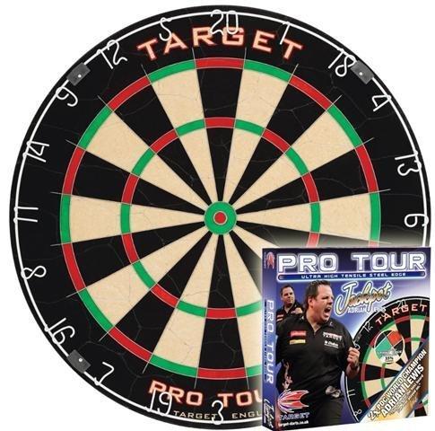 Target Pro Tour Dartboard inkl. Markerboard
