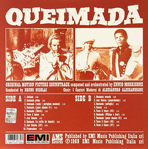 Queimada / Burn! (Limited Edition)