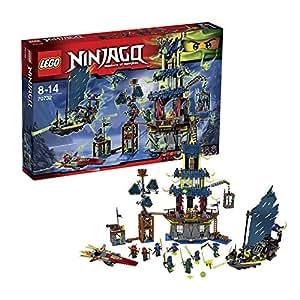 LEGO 70732 NINJAGO LA VILLE DE STIIX