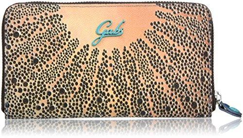 GABS Gmon17 - Portafogli Donna, Mehrfarbig (Sole), 2x11x19 cm (B x H T)