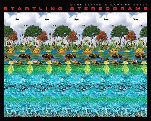 Startling Stereograms por Gene Levine