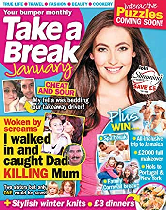 Take a Break Bumper Monthly: Amazon co uk: Kindle Store