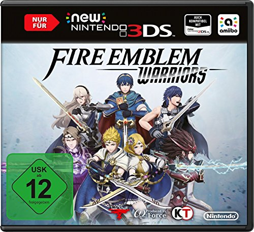 Fire Emblem Warriors [nur für New 3DS] (3ds Nintendo Xl Fire)
