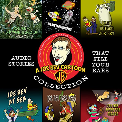 A Joe Bev Cartoon Collection  Audiolibri