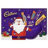 Cadbury Medium Santa Christmas Selection Box, 180g