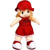 SN Toys Oye Bubly Cute Doll - Red