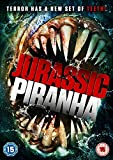 Jurassic Piranha [DVD]