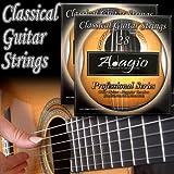 2 SETS! Adagio Professional Classical Nylon Guitar Strings