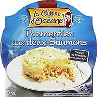 La Cuisine d'Océane Parmentier aux deux saumons L'assiette de 300g - Prix Unitaire - Livraison Gratuit Sous 3...