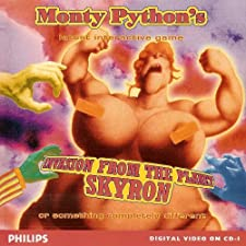 Monty Python's Invasion from Planet Skyron (CD-I)