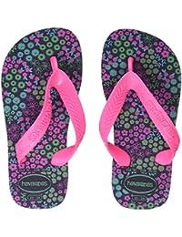 c5b6b62bd Amazon.co.uk  Purple - Flip Flops   Thongs   Girls  Shoes  Shoes   Bags