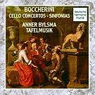 Cello Concertos G.480, G.483 / Sinfonias G.497, G.506 (1989-08-28)