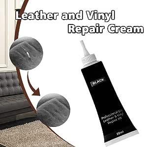 Gxing Lederreparatur Set Professionelle Diy Leder Vinylreparaturcreme Für Möbel Couch Autositze Sofa Küche Haushalt