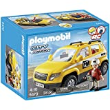 Playmobil 5470 City Action Construction Site Supervisors Vehicle