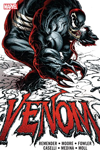 Venom by Rick Remender: The Complete Collection Vol. 1 (Venom (2011-2013))