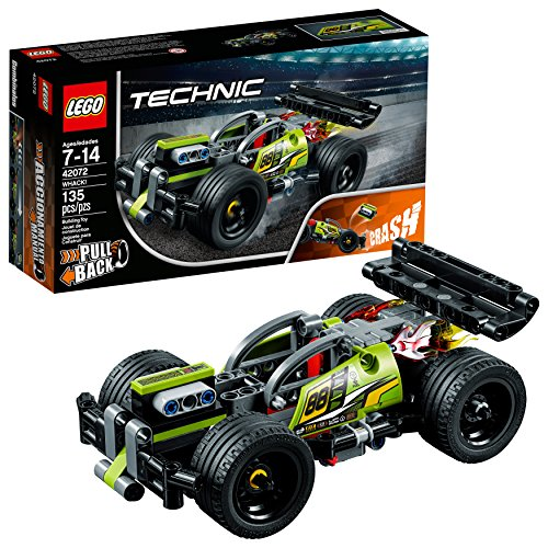 Lego Technic WHACK! 42072 Building Kit (135 Teile)