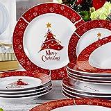 VEWEET, Serie Christmastree, Porzel...