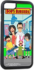 Buckle-Down Cell Phone Case for iPhone X - Belcher Family Group Pose3 At Restaurant Counter Blues - Bob's Burgers