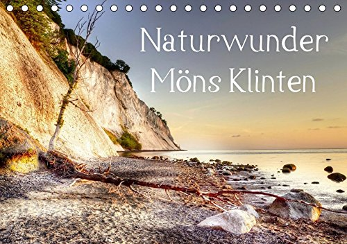 Naturwunder Möns Klinten (Tischkalender 2019 DIN A5 quer): Die imposantesten Kreideklippen Europas (Monatskalender, 14 Seiten ) (CALVENDO Natur)