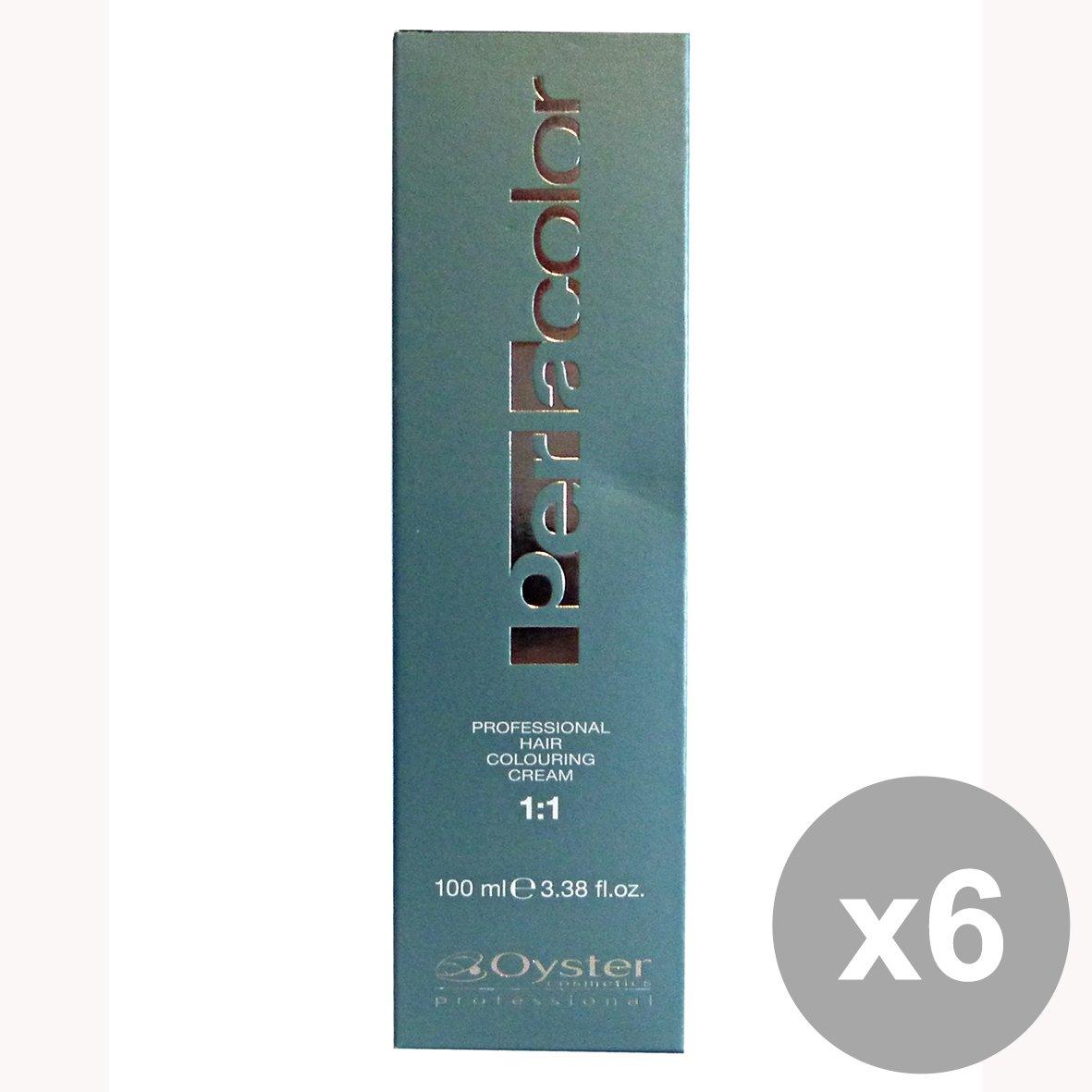 Set 6 PERLACOLOR Professionale 7-0 Biondo Medio Prodotti per capelli