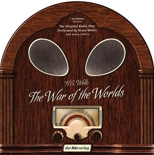 The War of the Worlds: Das Kult-Hörspiel auf Vinyl - Hg Platten