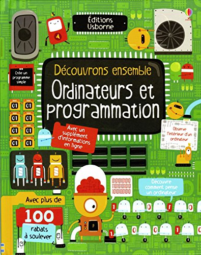 Dcouvrons ensemble - Ordinateurs et programmation